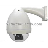 Outdoor Constant Dome IP Camera  27X zooming