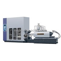 PET Inject & Blow Molding Machine