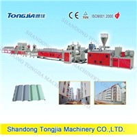 PVC Siding Wall Decorative Panel Production Line
