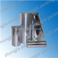 PVC metalized film, gift packing film