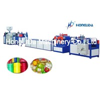 Plastic Net Bag Making Machine