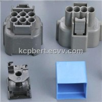 Precision mould for plastic