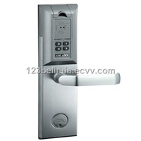 Pure stainless Digital Lock/Biometric Digital Lock/Fingerprint Lock with 8 digits password