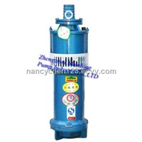 QS small submersible pump