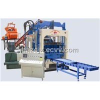 QYT6-15 Full-Automatic Hollow Block Making Machine