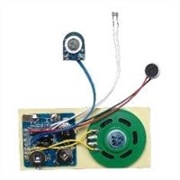 Recordable Sound Module Light Sensor or Motion Sensor