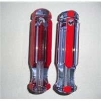 Red Screwdriver Handle of Cellulose Acetate