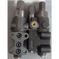 Rexroth pump #A10VSO100 regulator DFR valve