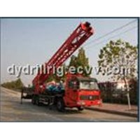 SLY500 Truck Mounted Water Well Drilling Rig