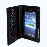 Samsung galaxy accessories of 7 inch leather bluetooth keyboard stand case