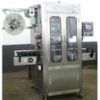 Sleeve Label Labeling Machine