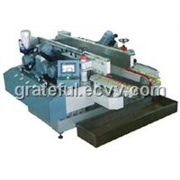 Small-Glass-Sheet Double Edge Grinding Machine with High Precision
