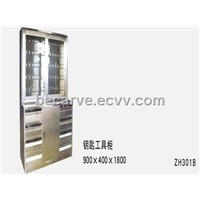 Stainless Steel Key Cabinet (ZH301B)