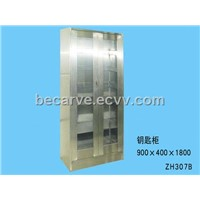Stainless Steel Key Cabinet (ZH307B)
