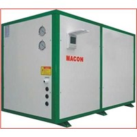 Stainless Steel Geothermal Heat Pump
