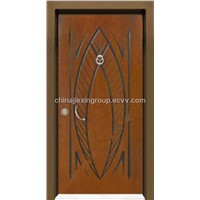 Steel Wood Armored Security Doors(TA338)