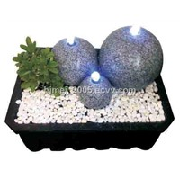 Stone LED Water Fountain