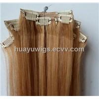 Synthetic Clip-in Hair extension