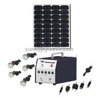 TP004 Solar Home Light System
