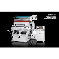 TYMB1200 Hot Foil Stamping and Die Cutting Machine