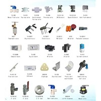 The Spare Parts Of Domestic RO Water Purifier