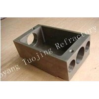 Tungsten machined parts