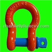 U.S. Type Screw Pin Anchor Shackle G209 drop forged