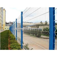 Vinyl Coated Mesh Fence