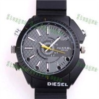 W3000 1080P 1920*1080P 4GB/8GB/16GB waterproof spy watch hidden recorder camera dvr