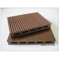 WPC hollow decking board 140X17