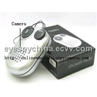 Waterproof Radio Hidden  HD Bathroom Spy Camera DVR 1280x720-onlinewholesalespycamera.com
