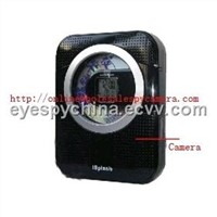 Waterproof Spy CD + Radio Camera Hidden Bathroom Spy Camera 16GB 720P HD DVR