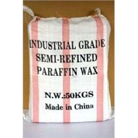 White Solid / Plate Semi Refined Paraffin Wax 54-56 8002-74-2
