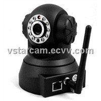 WiFi Indoor pan/tilt IP Camera,