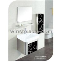 Winsto Bathroom Cabinet made by stainless steel