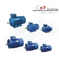 Y3 series three-phase asynchronous motors