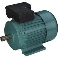YC Series Single Phase Capacitor Start Electric Motor - Cast Iron