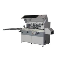 YD-SPA102/1C  Single-color automatic screen printing machine & UV Curing system