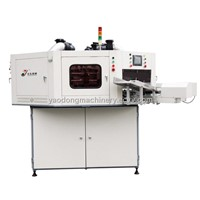 YD-SPR36/4C Four Color Automatic Screen Printing Machine & UV Curing System