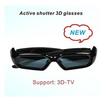 active shutter 3d glasses for TV