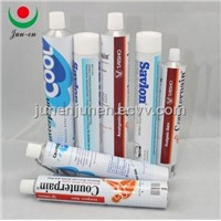 aluminum medical ointment pipe