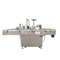 atuomatic positioning round bottle labeling machine
