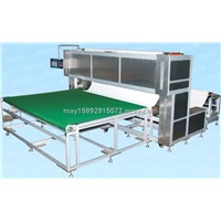 auto-ultrasonic curtain cutting machine(CQJ-25)