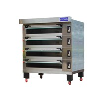 cheap deck oven