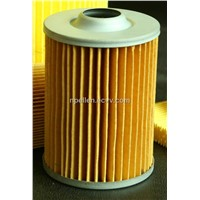 cured fuel oil filter paper