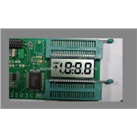 digital voltmeter lcd display