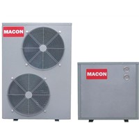 double source multi-function heat pump 13.5KW