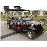electric four wheel golf cart