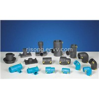 electro fusion hdpe pipe fitting