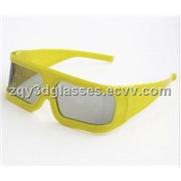 fashion plastic 3d glasses